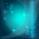 Light Spots Background Means Modern Design Or Blurry Art Royalty Free Stock Photography