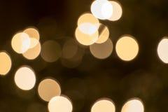 Light Spots Stock Photography