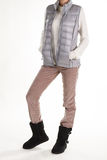 Light spring women's clothing. Royalty Free Stock Image