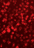Light Squares. Abstract background illustration image with 'floating' bright squares Stock Photos
