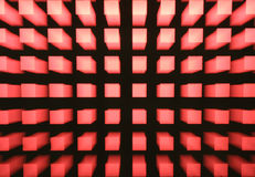 Light squares Royalty Free Stock Photography