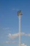 Light stadium or Sports lighting Royalty Free Stock Photo