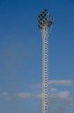 Light stadium or Sports lighting Stock Photo