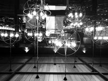 light stand Στοκ φωτογραφία με δικαίωμα ελεύθερης χρήσης