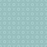 Light star background. In turquoise stock illustration