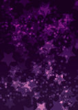 Light Stars stock image