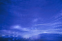 Light streaks background Stock Image