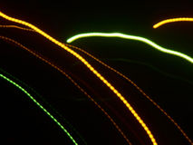 Light streaks texture Royalty Free Stock Image