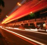 Light stream Stock Photography