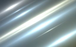 Light and stripes moving fast over dark background. Digital light and stripes moving Royalty Free Stock Image