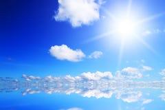 Light of the sun Stock Photo