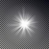 Light sun rays vector. Abstract illustration Eps10. Graphic background Abstract illustration Eps10. Graphic background Royalty Free Illustration