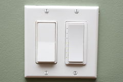 Light Switch Royalty Free Stock Image