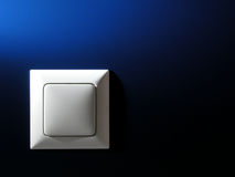 Light switch Stock Photo