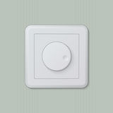 Light switch dimmer 06 Stock Image