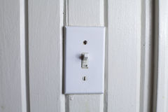 Light Switch Royalty Free Stock Photos