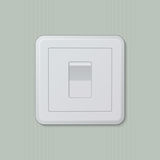 Light switch 01 Royalty Free Stock Photography