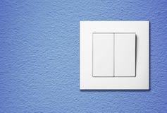 Light switch Stock Image