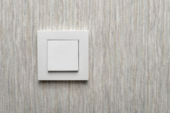 Light switch Royalty Free Stock Photography