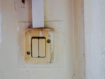 Light switches Stock Photos
