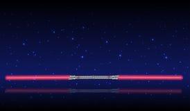 Light swords Stock Images