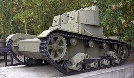 Light tank 1. Royalty Free Stock Image