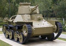 Light tank 2 Royalty Free Stock Photos