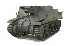 Light Tank Royalty Free Stock Photos