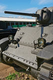 Light tank M5A1 Royalty Free Stock Image