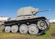 Light Tank PzKpfW 38 (t) Stock Images