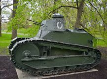 Light Tank Royalty Free Stock Photography