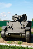 Light tank Stuart Royalty Free Stock Images