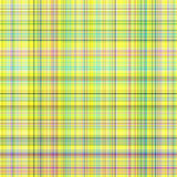 Light tartan pattern Stock Photography