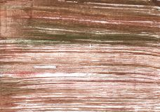 Light Taupe Abstract Watercolor Background Stock Image