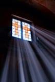 Light Through The Window Royalty Free Stock Image
