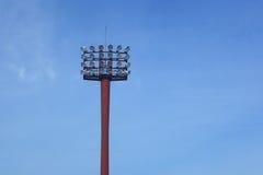 Light tower Stock Photo