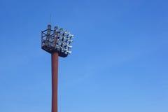 Light tower Stock Image
