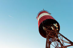 Light Tower Royalty Free Stock Photography