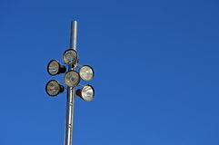 A Light Tower Stock Photos