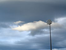 Light Towers Stock Images