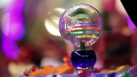 Light toy ball. Stock Image