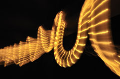 Light trail Royalty Free Stock Images