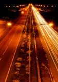 Light Trail Stock Photo