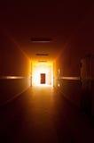 Light tunnel Stock Photos