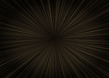 Light tunnel. Royalty Free Stock Photos