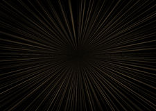 Light tunnel. Royalty Free Stock Image