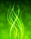 Light-up Strands Lime Royalty Free Stock Photos