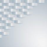 Light vector geometric background. Stock Photo