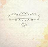 Light vintage background Royalty Free Stock Photos