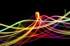 Light vortex Royalty Free Stock Image
